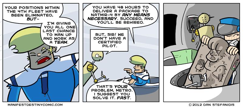 Monolithic Task